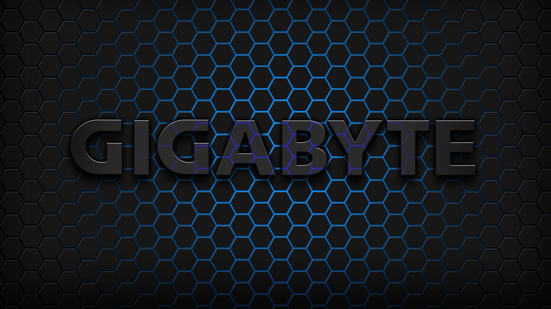 HQ Gigabyte Wallpapers | File 955.4Kb