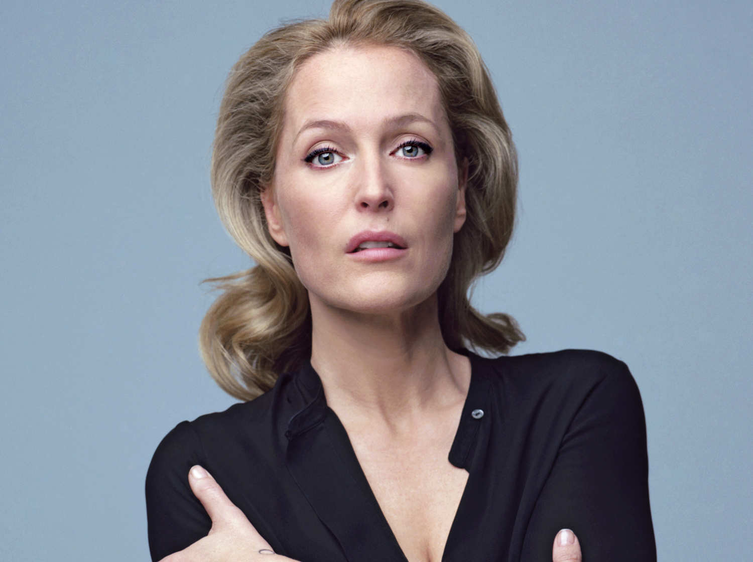 HQ Gillian Anderson Wallpapers | File 74.32Kb