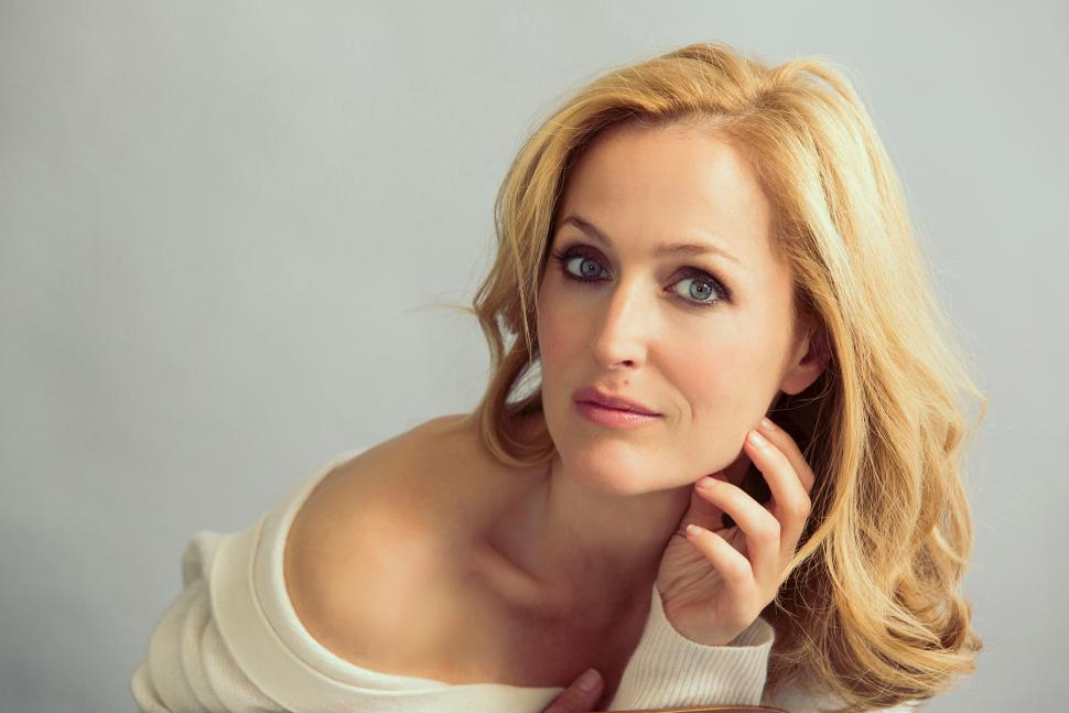Nice wallpapers Gillian Anderson 970x647px