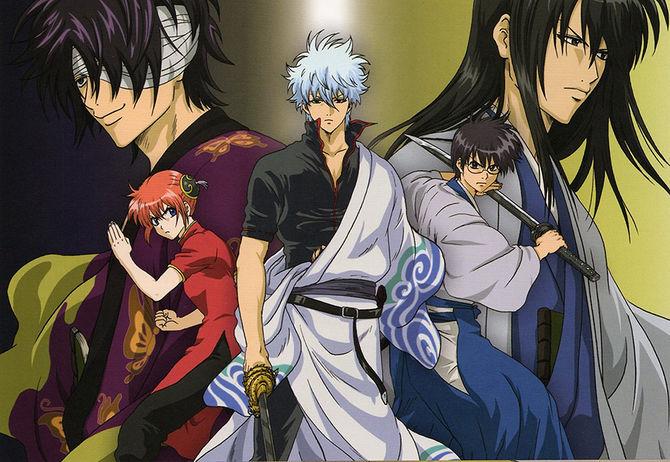 Gintama Pics, Anime Collection