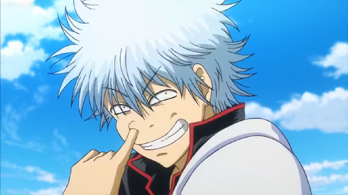 Nice Images Collection: Gintama Desktop Wallpapers