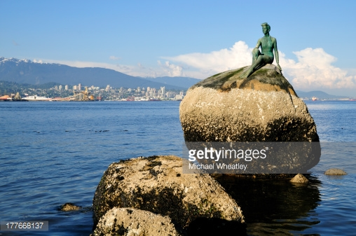 Girl In A Wetsuit Statue Backgrounds on Wallpapers Vista