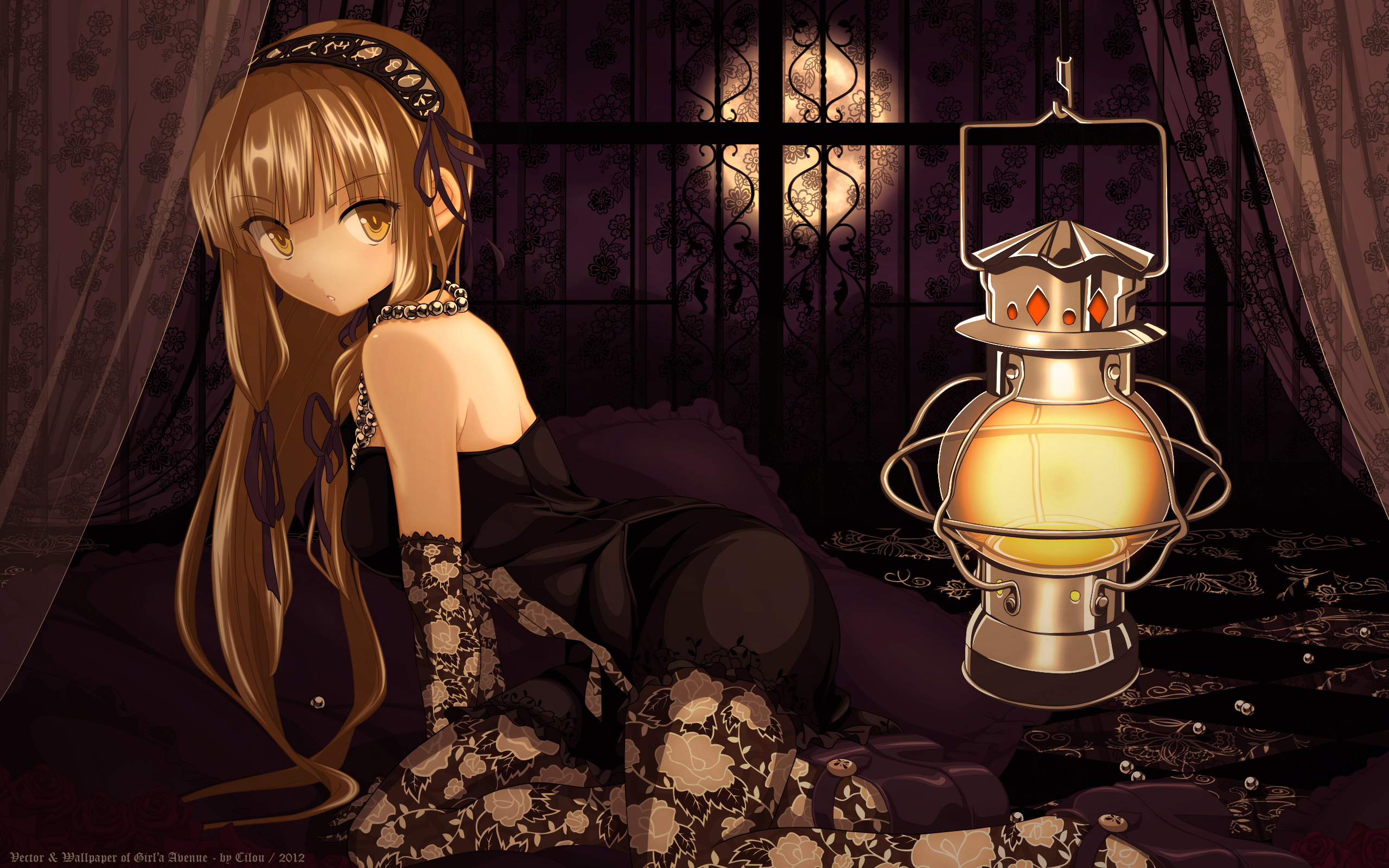 Nice Images Collection: Girls Avenue Desktop Wallpapers