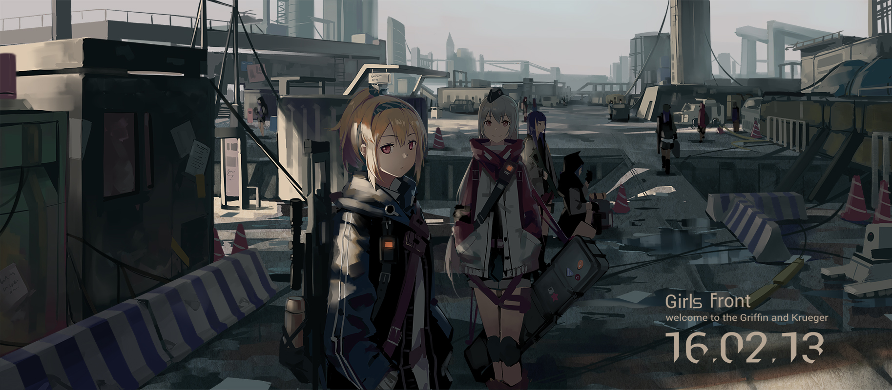 Amazing Girls Frontline Pictures & Backgrounds