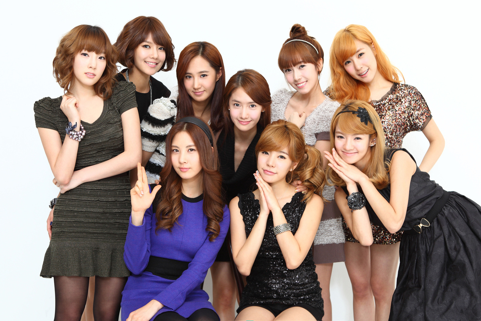 Nice wallpapers Girls Generation 1586x1058px