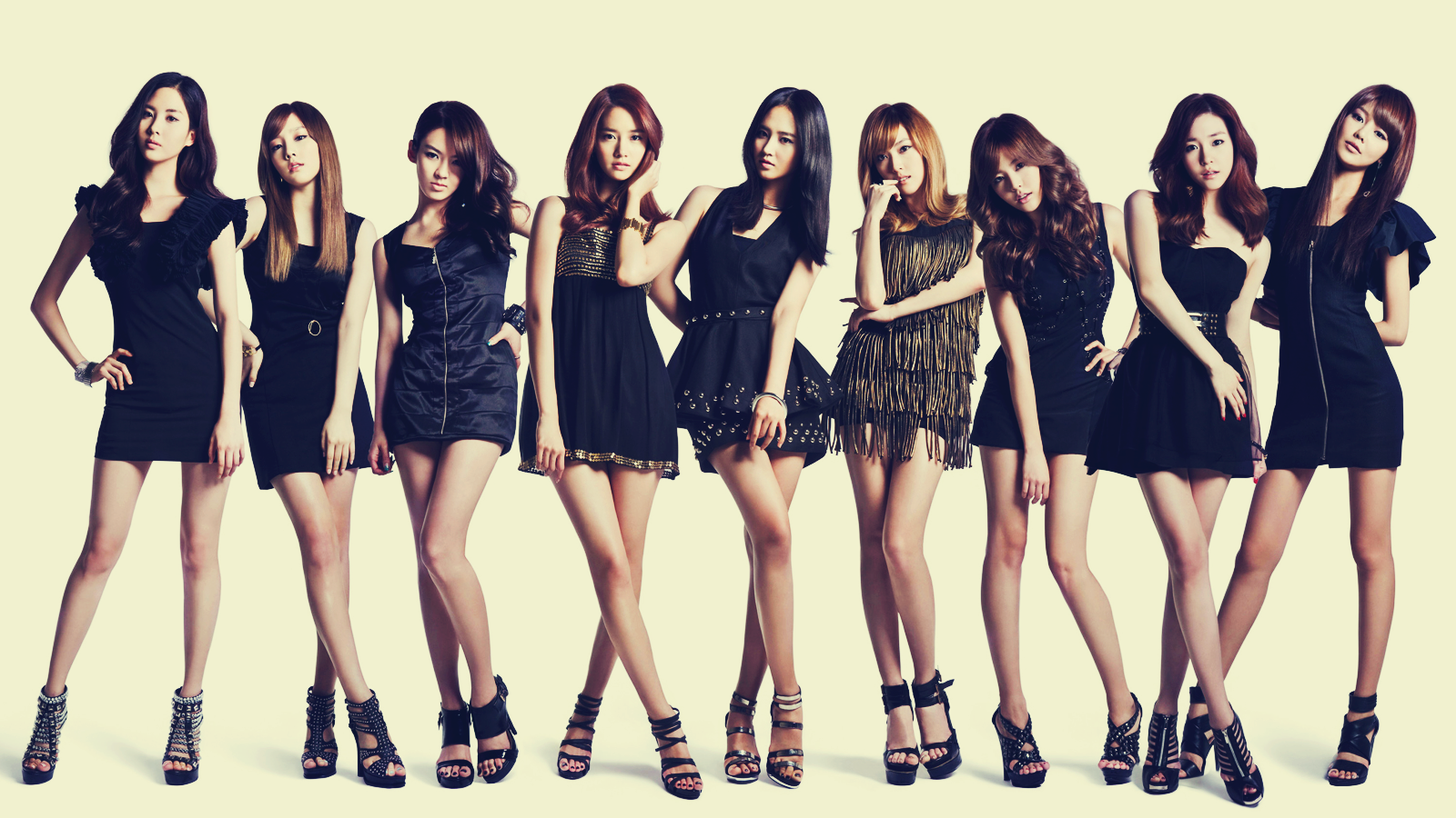 Girls Generation Backgrounds on Wallpapers Vista