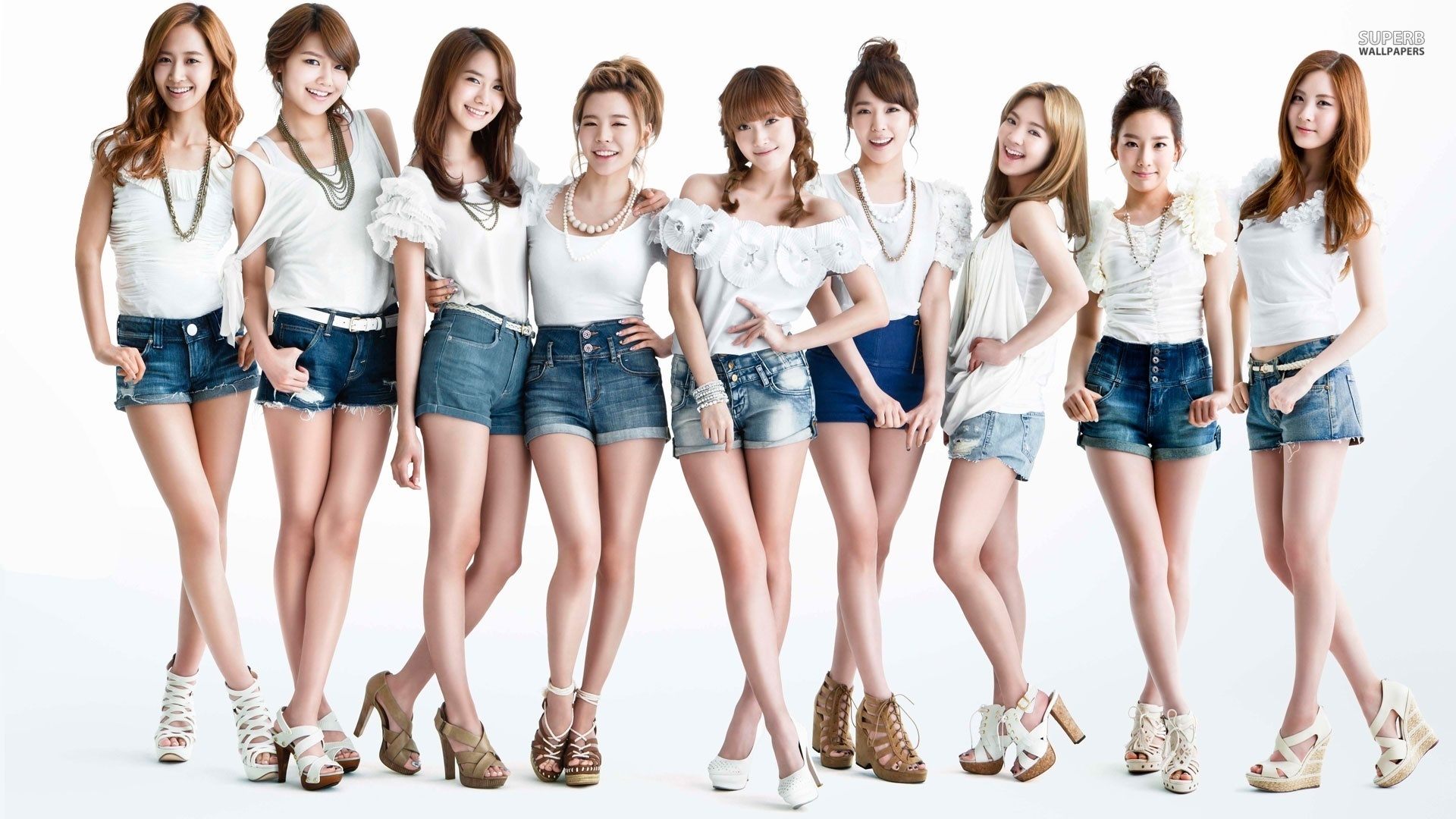 Girls Generation Pics, Anime Collection