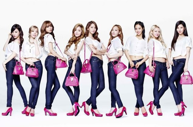 Girls Generation Backgrounds, Compatible - PC, Mobile, Gadgets| 636x421 px