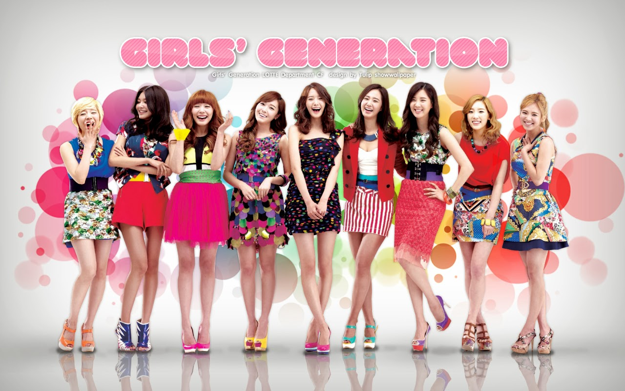 Images of Girls Generation | 1280x800