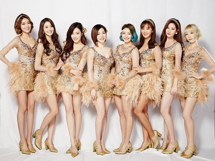 Nice wallpapers Girls Generation 736x552px