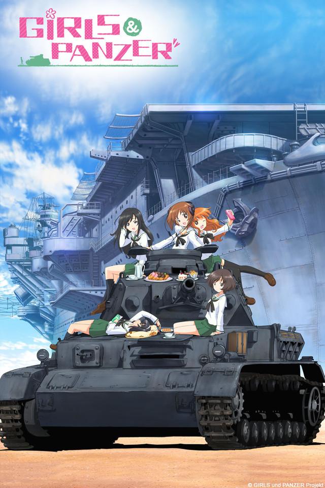 Girls Und Panzer Pics, Anime Collection