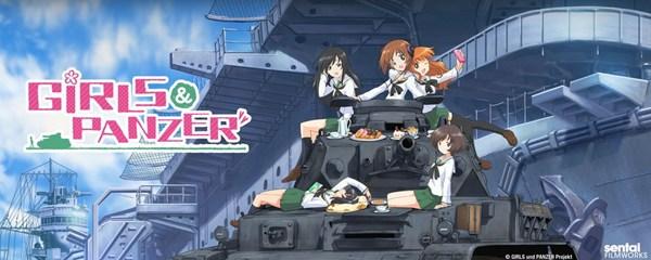 Nice wallpapers Girls Und Panzer 600x240px