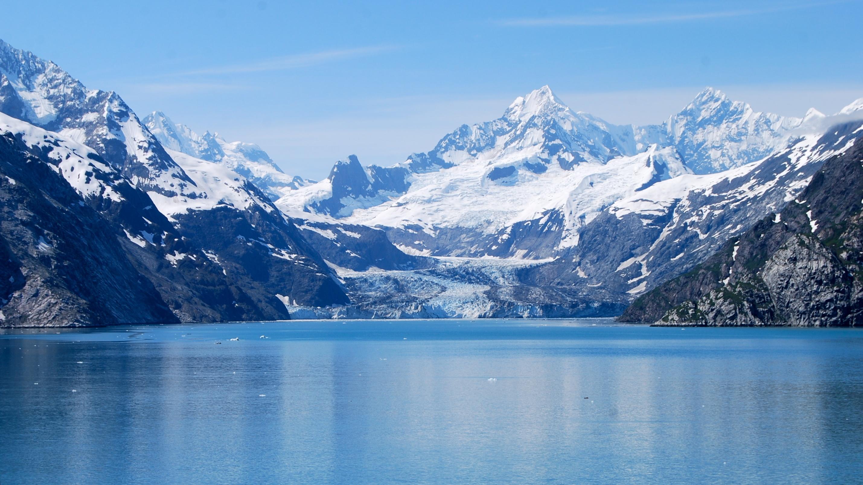 High Resolution Wallpaper | Glacier 2859x1608 px