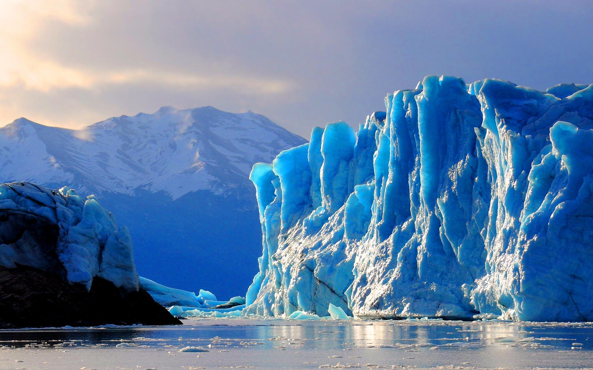High Resolution Wallpaper | Glacier 1920x1200 px