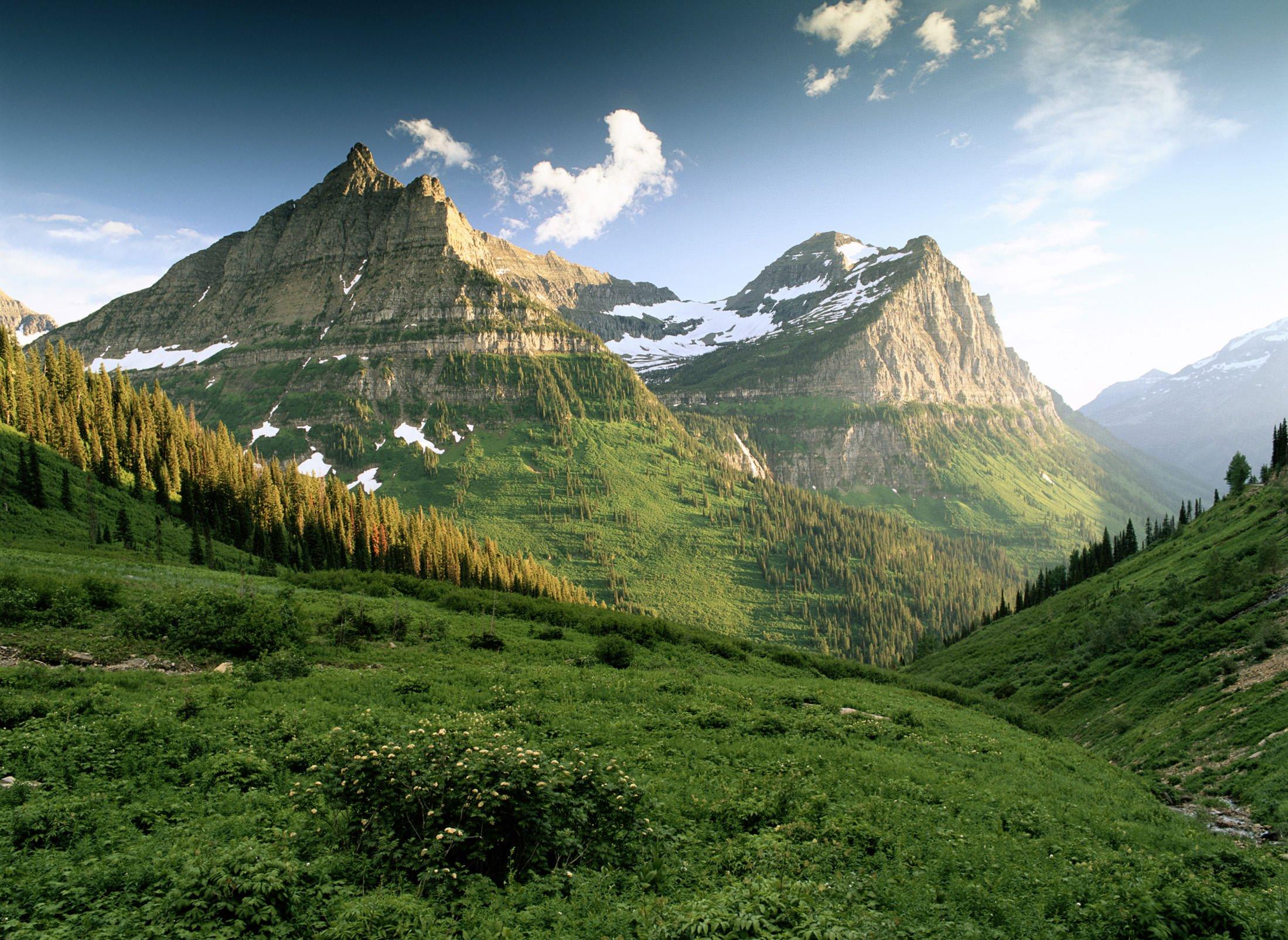 Glacier National Park Wallpapers Earth Hq Glacier National Park