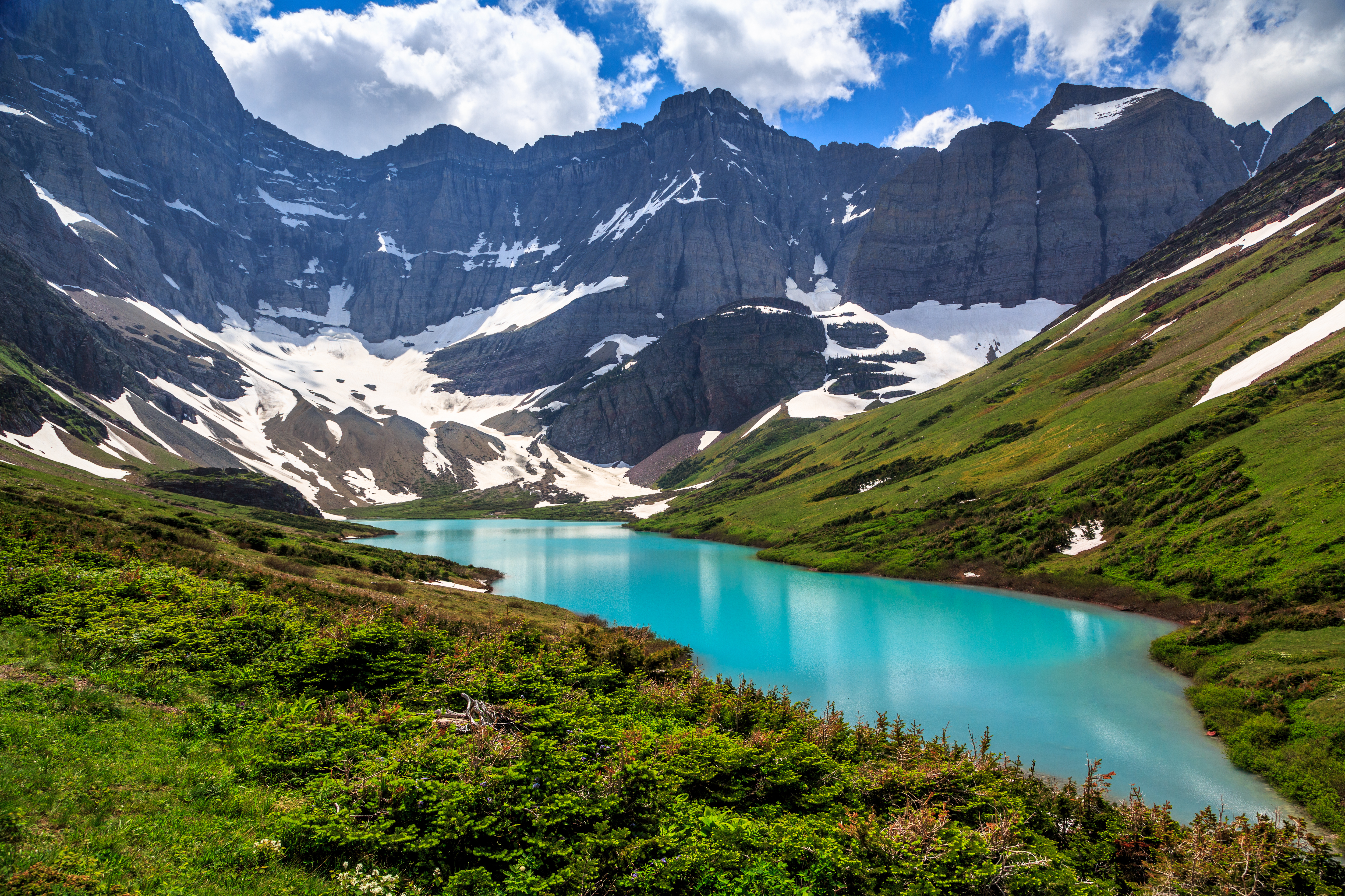 Most Viewed Glacier National Park Wallpapers 4k Wallpapers