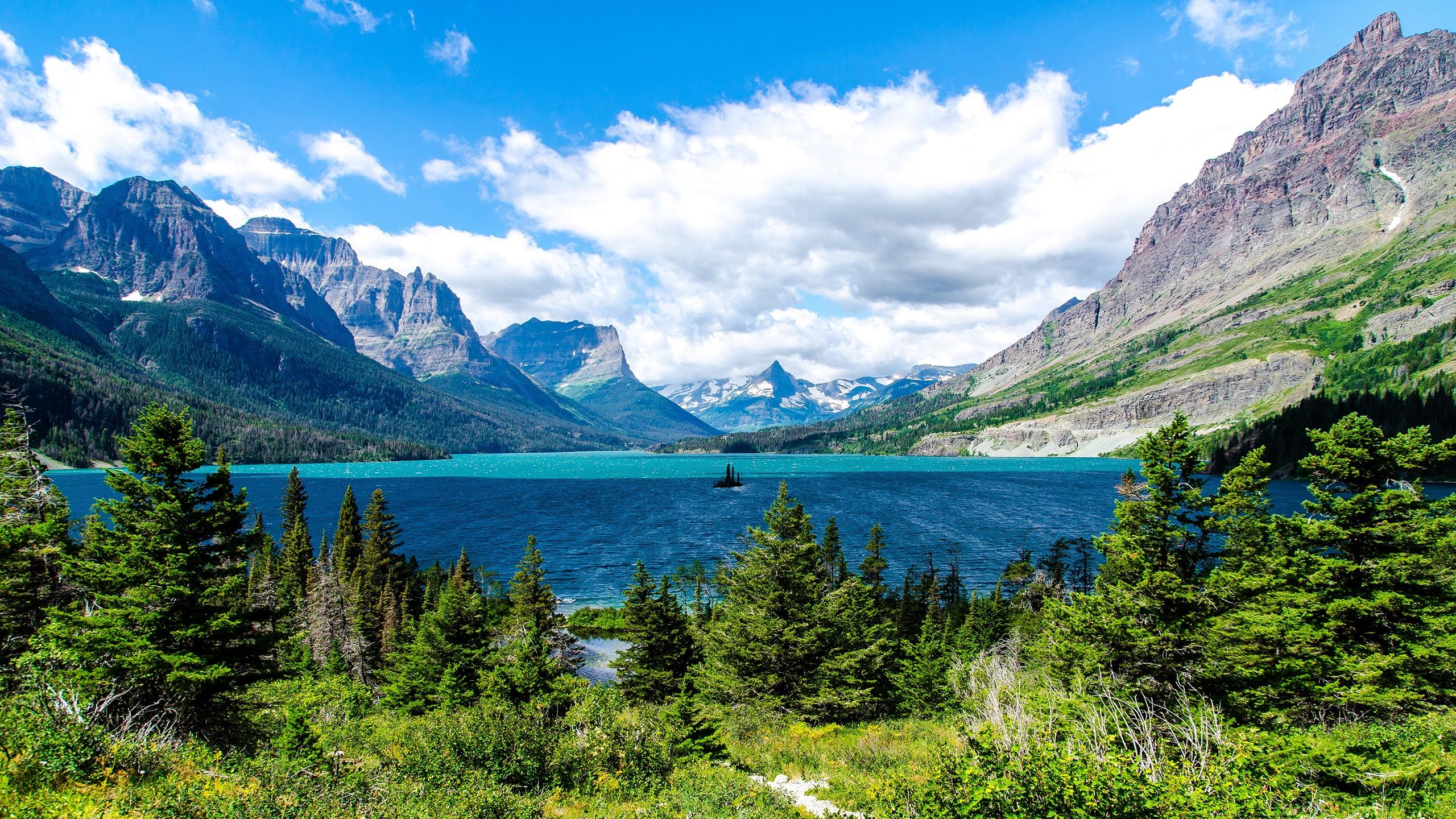 HQ Glacier National Park Wallpapers | File 1717.11Kb