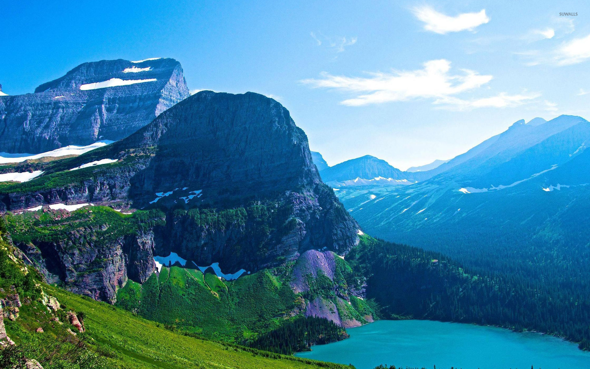 Glacier National Park HD wallpapers, Desktop wallpaper - most viewed