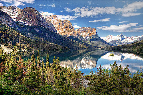 High Resolution Wallpaper | Glacier National Park 500x333 px