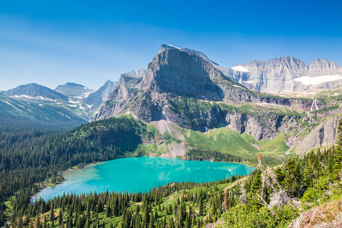 HD Quality Wallpaper | Collection: Earth, 680x453 Glacier National Park