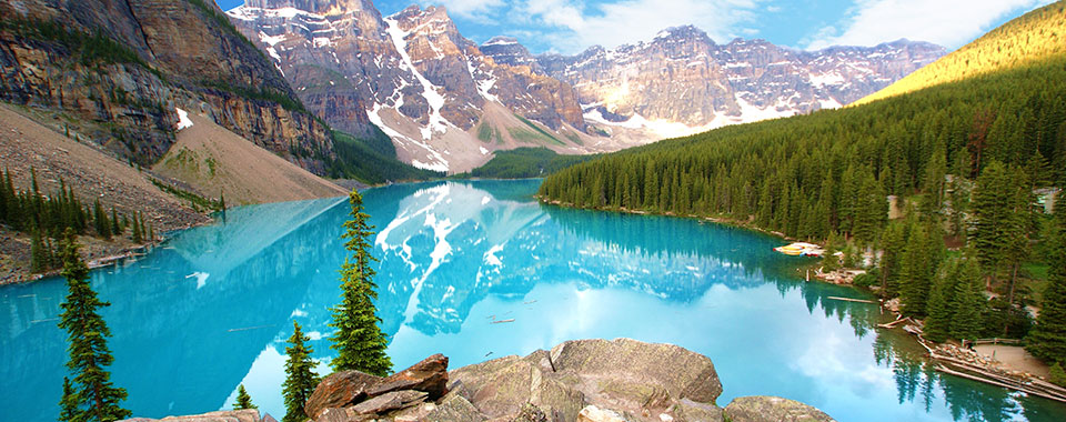 Nice wallpapers Glacier National Park 960x380px