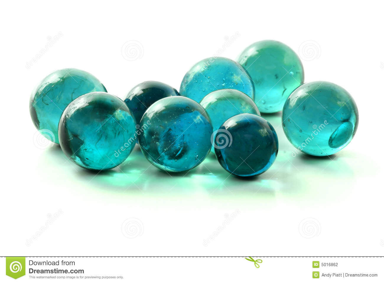Nice Images Collection: Glass Marbles Desktop Wallpapers