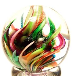 Glass Marbles #21