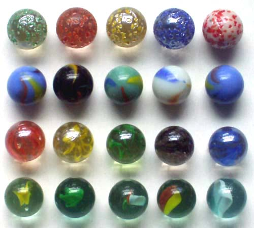 Glass Marbles #23