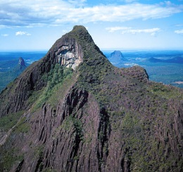 Glasshouse Mountains Backgrounds, Compatible - PC, Mobile, Gadgets| 260x244 px
