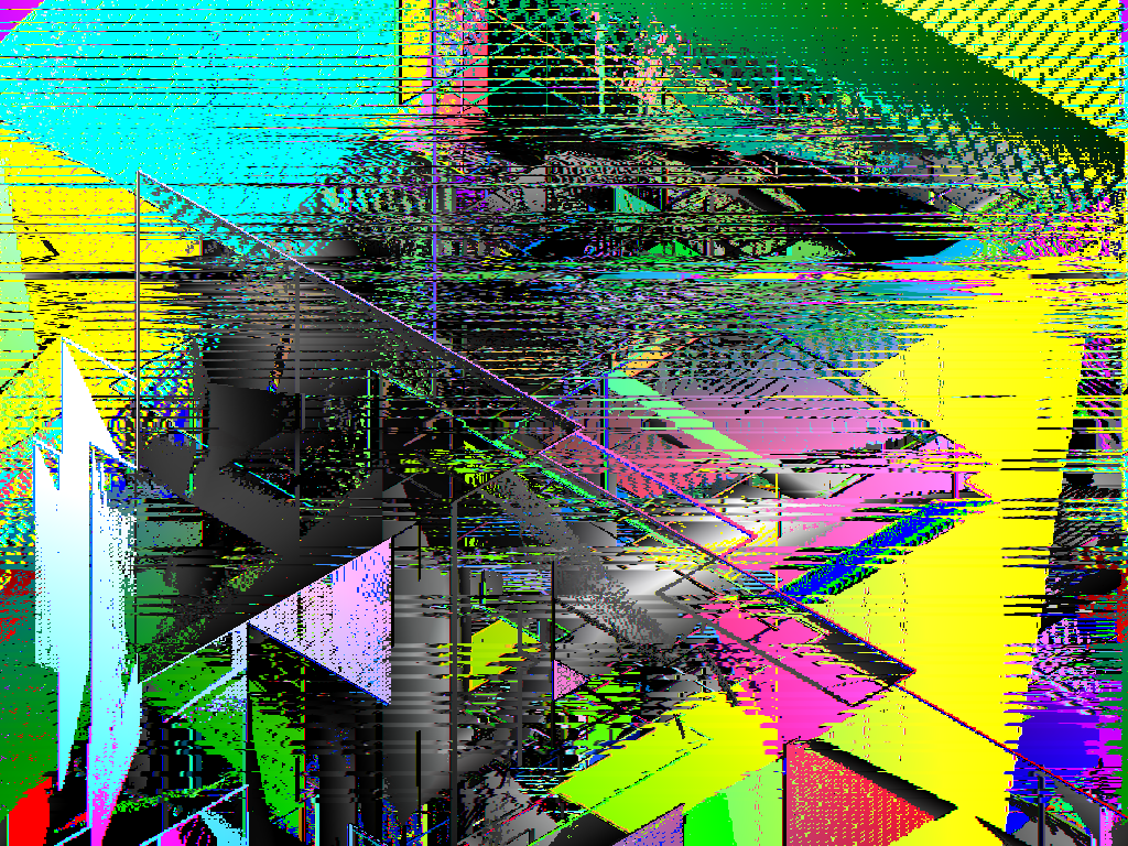 Glitch High Quality Background on Wallpapers Vista