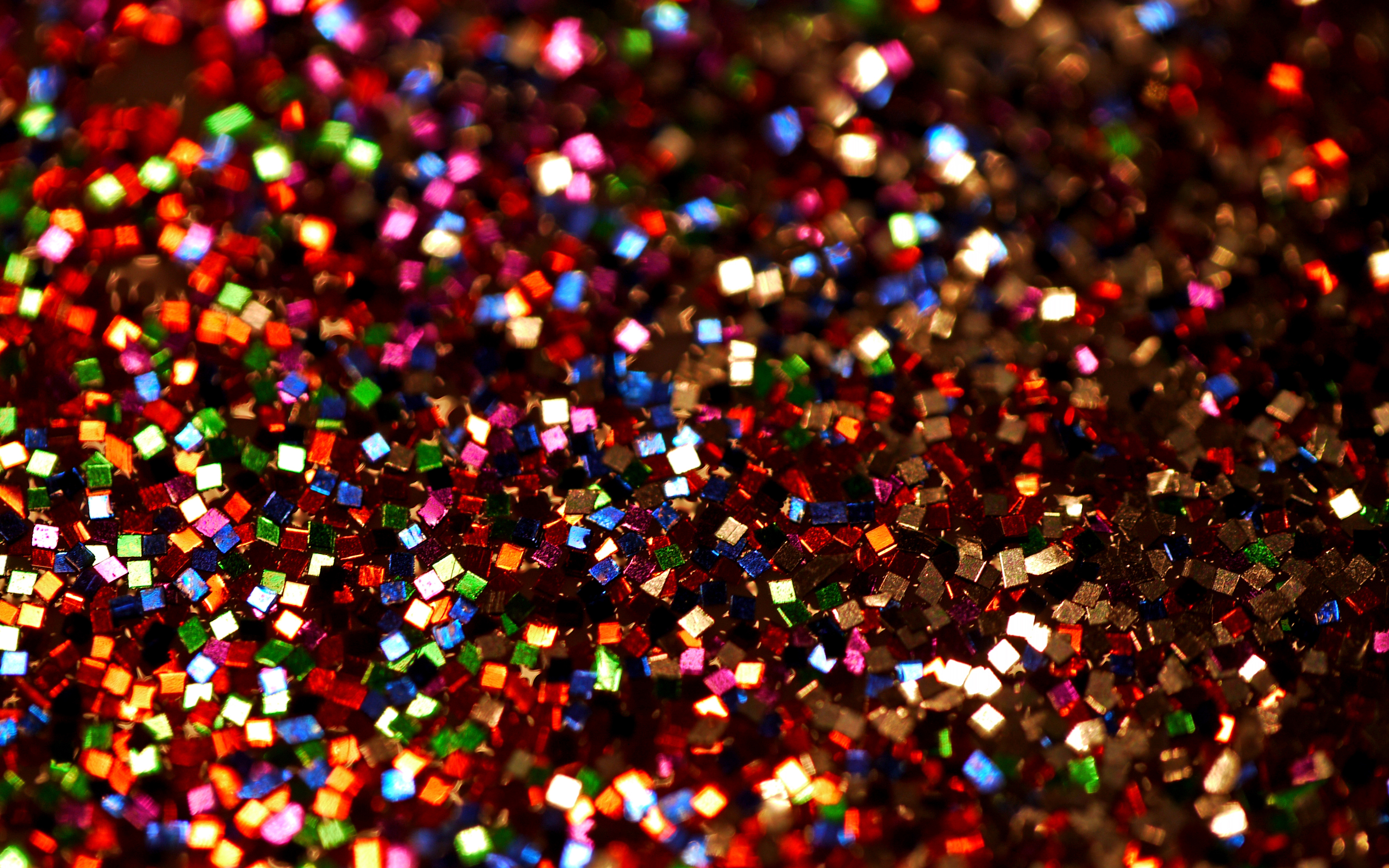 HD Quality Wallpaper | Collection: Abstract, 2880x1800 Glitter