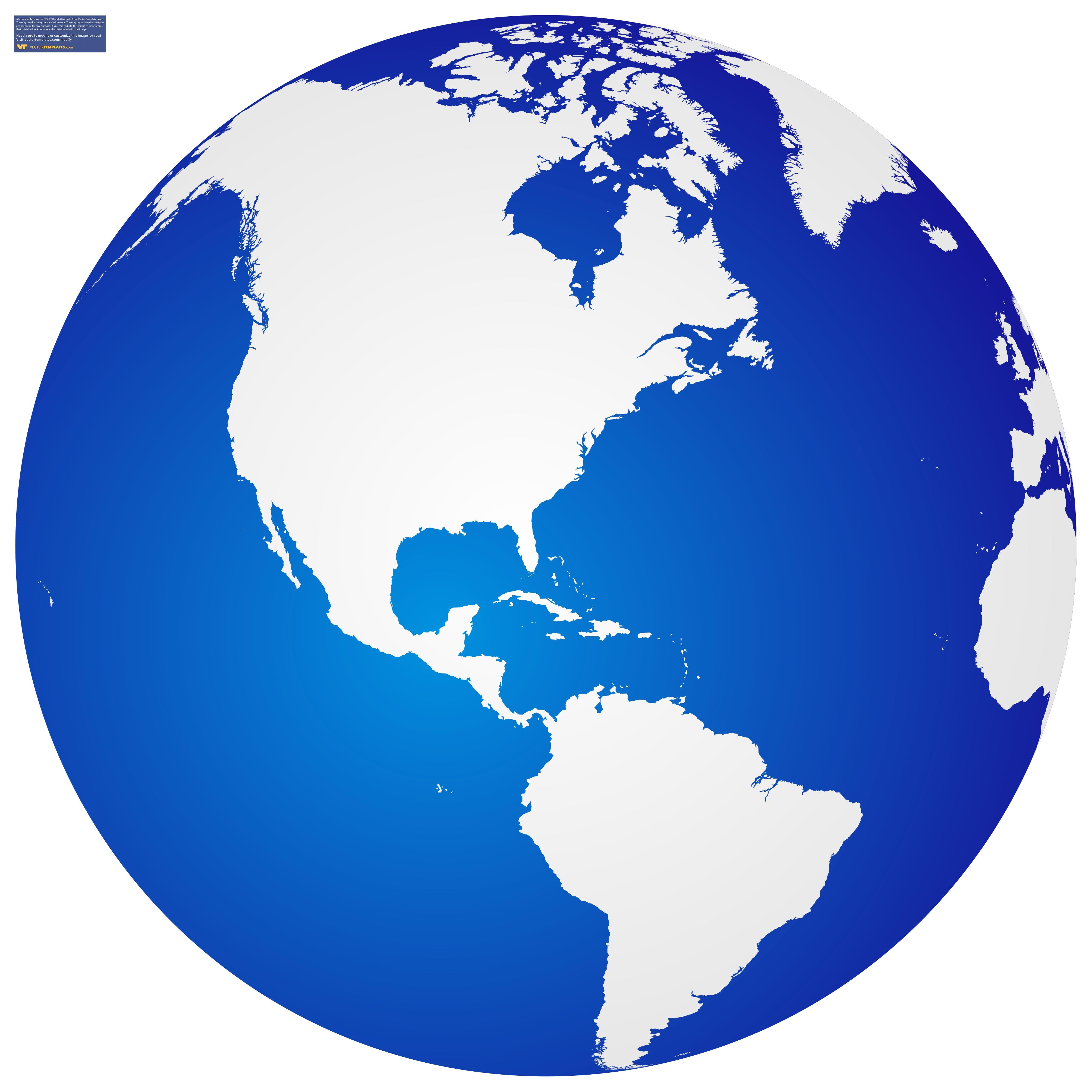 4021x4021 > Globe Wallpapers