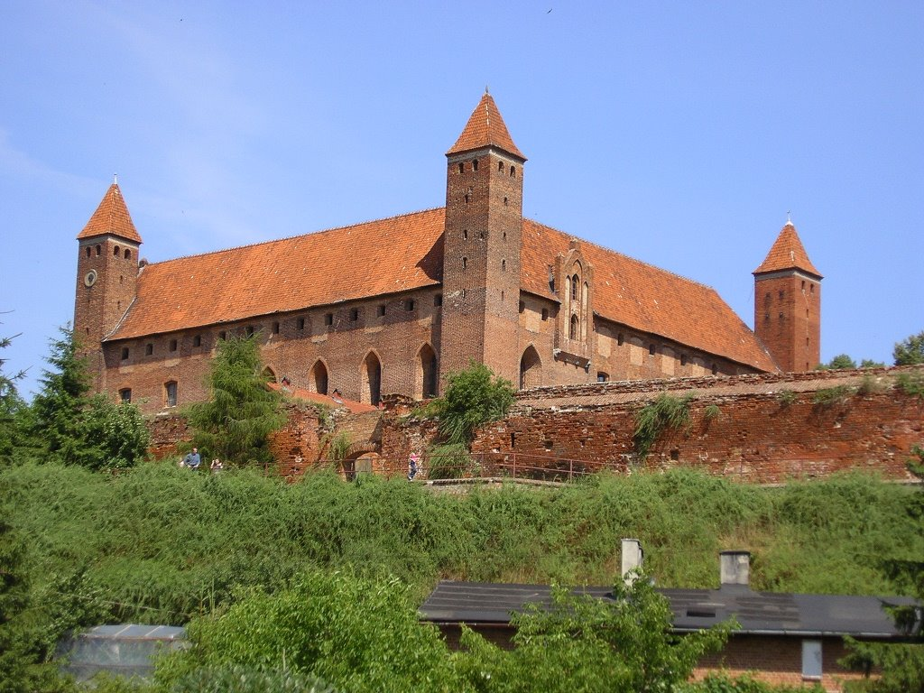 Gniew Castle High Quality Background on Wallpapers Vista