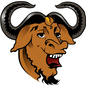 Nice wallpapers GNU 300x300px
