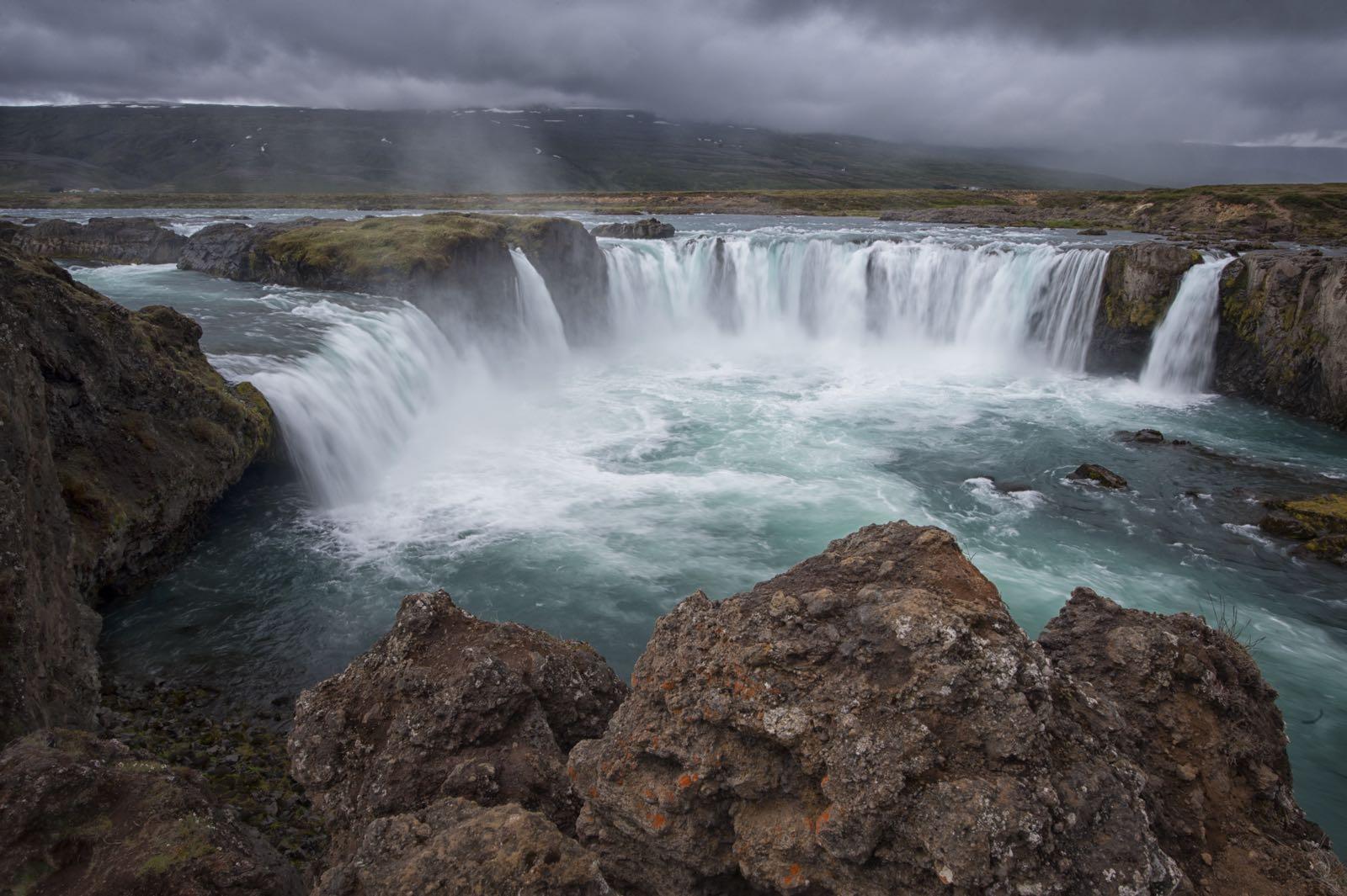 Nice wallpapers Goðafoss 1600x1065px