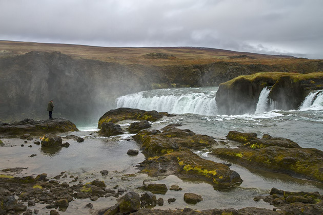 Amazing Goðafoss Pictures & Backgrounds