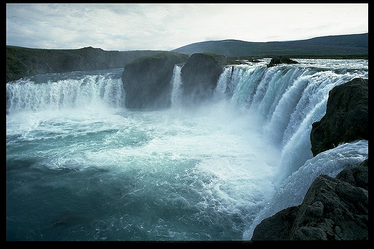 HQ Goðafoss Wallpapers | File 107Kb