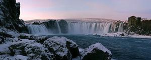 Goðafoss Pics, Earth Collection