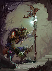 Goblin Backgrounds, Compatible - PC, Mobile, Gadgets| 220x299 px