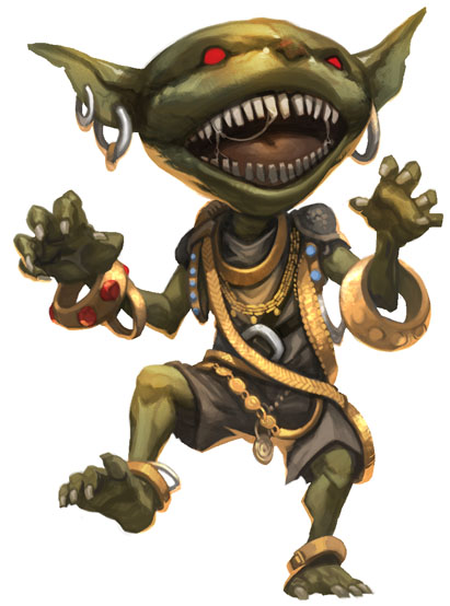 Goblin High Quality Background on Wallpapers Vista