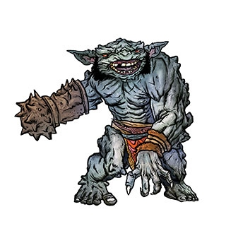 Nice Images Collection: Goblin Desktop Wallpapers