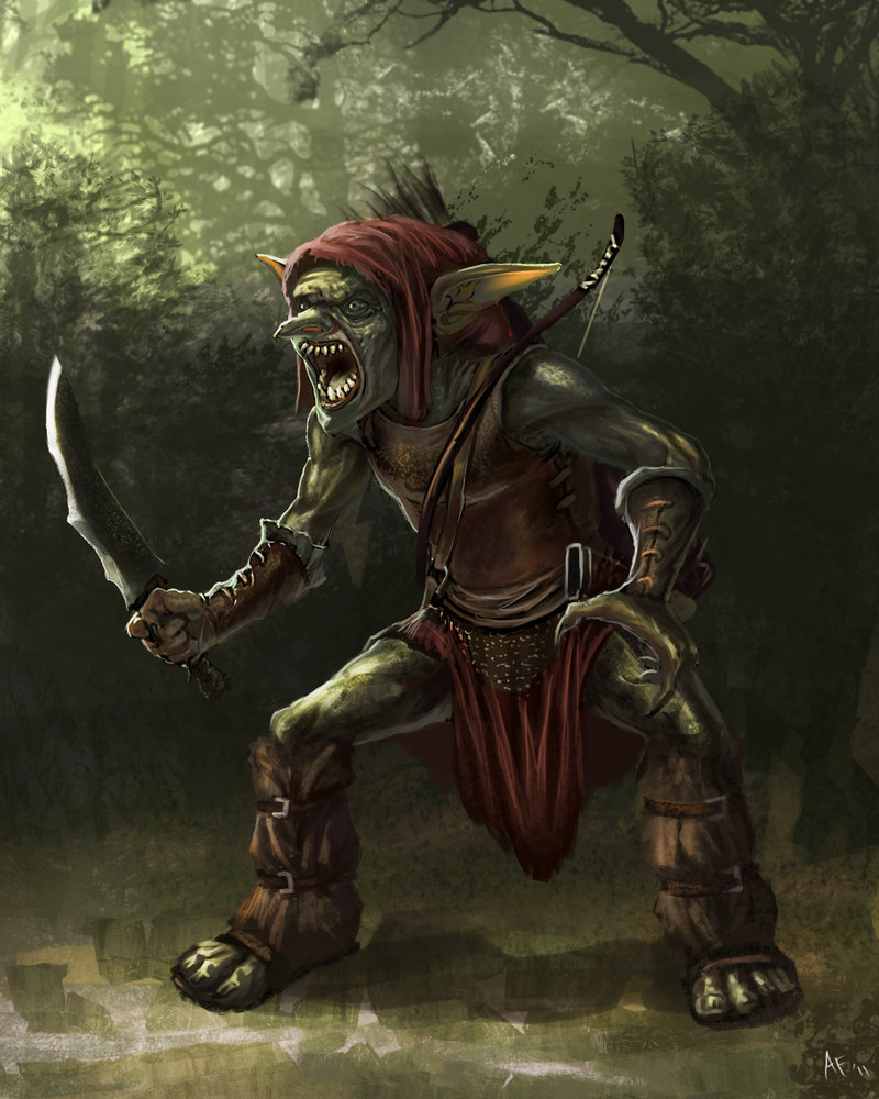 Amazing Goblin Pictures & Backgrounds