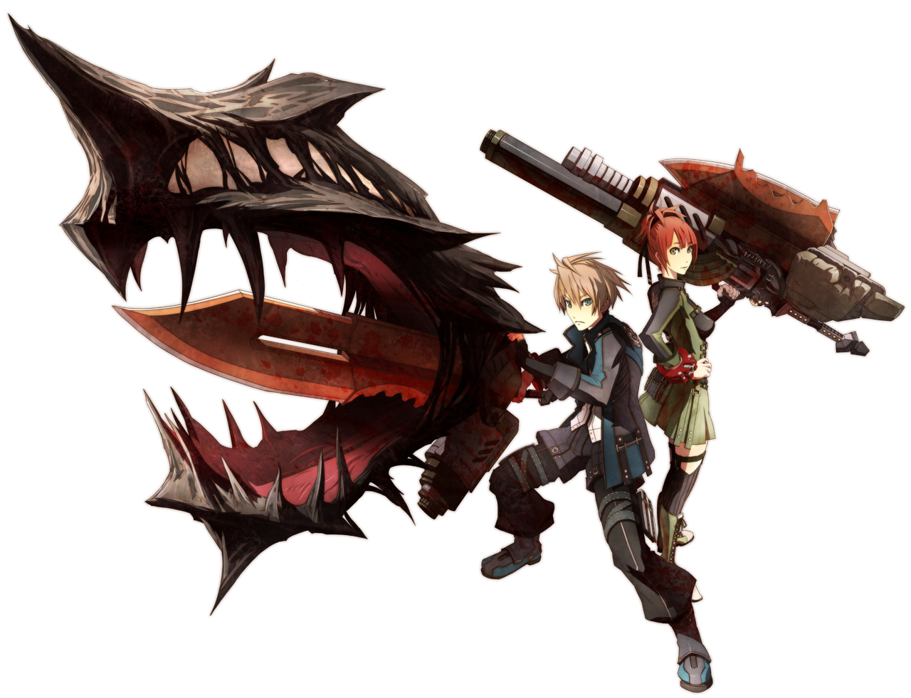 Images of God Eater   1280x981