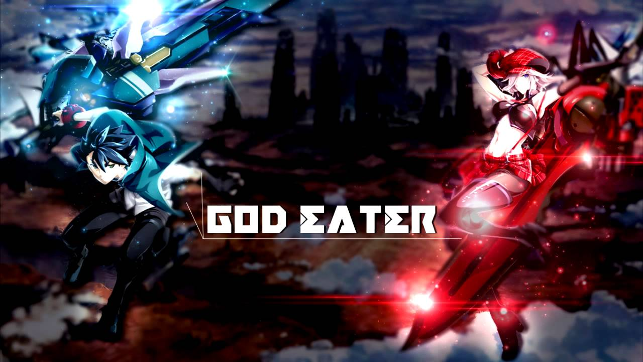 HD Quality Wallpaper   Collection: Anime, 1280x720 God Eater