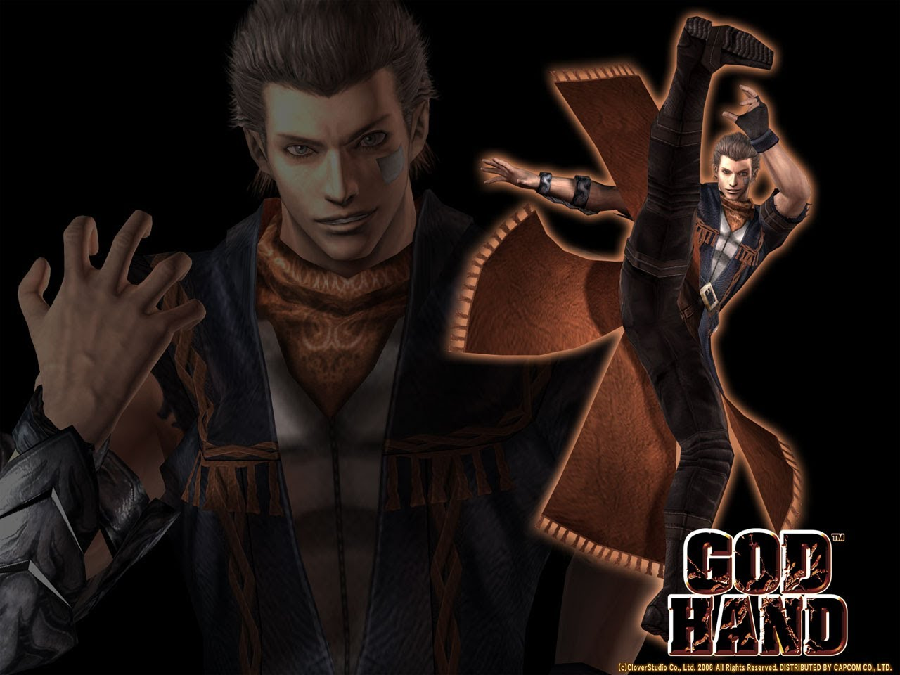 God Hand Wallpapers Video Game HQ God Hand Pictures