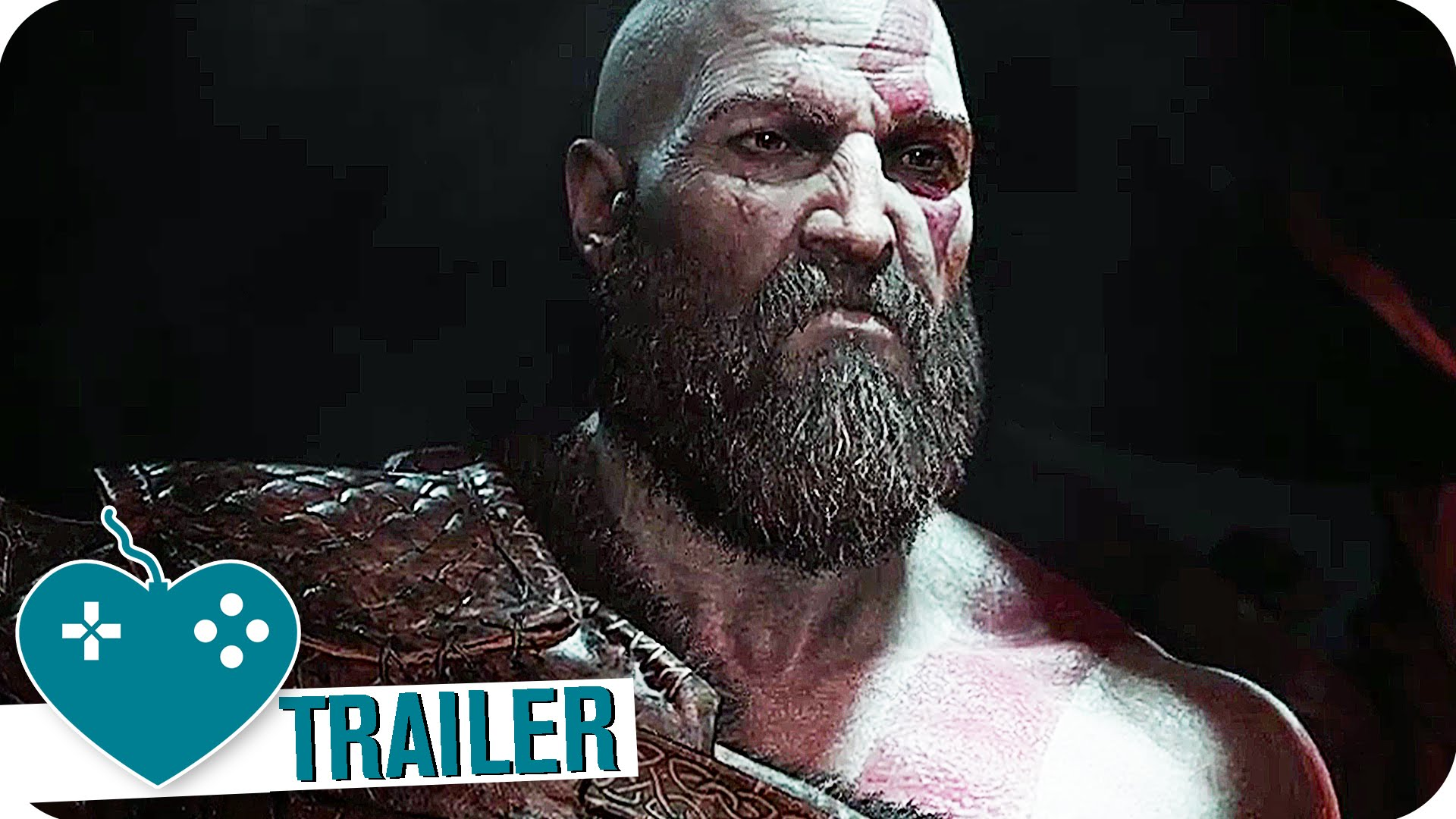 God Of War 2017 Wallpapers Video Game Hq God Of War 2017