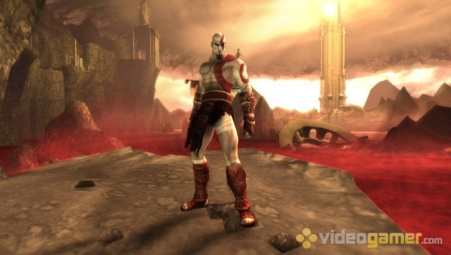 God Of War Chains Of Olympus Wallpapers Video Game Hq God
