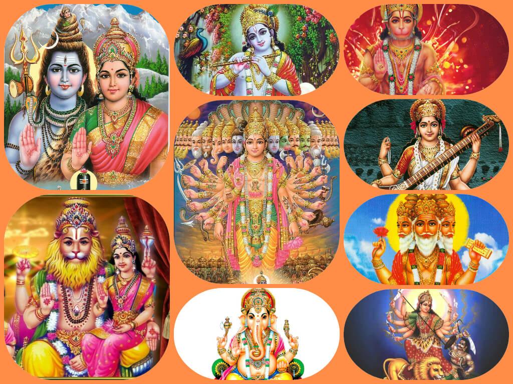 Gods Pics, Fantasy Collection
