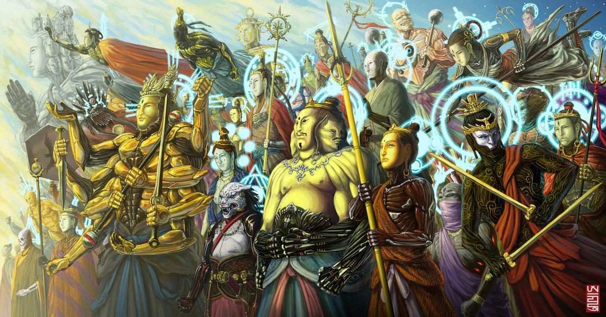 HQ Gods Wallpapers | File 357.66Kb