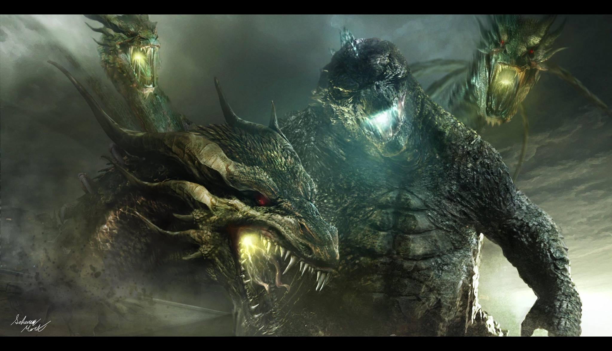 Godzilla Pics, Anime Collection